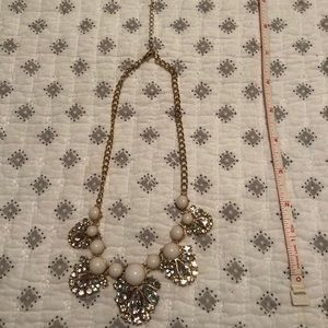 Jewelry - Beautiful gold collar necklace